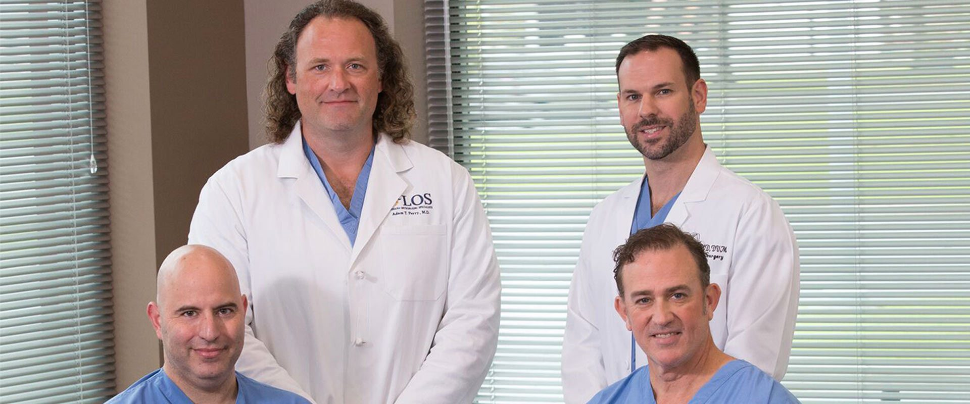 Total Joint Replacement Surgery - Louisiana Orthopaedic